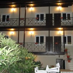 Гостевой Дом Рита Сочи вид на фасад