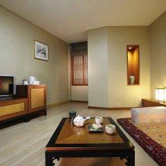 Отель Ibis Styles Ambassador Seoul Myeongdong Сеул комната для гостей