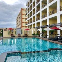 Отель Golden Sea Pattaya Hotel Таиланд, Паттайя - 10 отзывов об отеле, цены и фото номеров - забронировать отель Golden Sea Pattaya Hotel онлайн фото 2