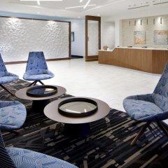 Отель SpringHill Suites by Marriott Columbus Easton Area США, Колумбус - отзывы, цены и фото номеров - забронировать отель SpringHill Suites by Marriott Columbus Easton Area онлайн интерьер отеля фото 3