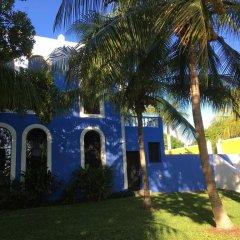 Отель Hacienda San Pedro Nohpat фото 10