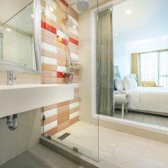 Отель Le Tada Parkview Бангкок ванная фото 2