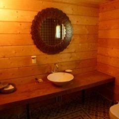 Отель Olympos Village ванная