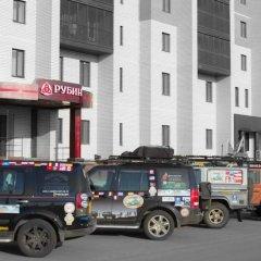 Отель Рубин Апарт Казань городской автобус