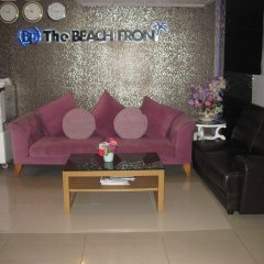 Отель The Beach Front Resort Pattaya интерьер отеля
