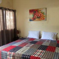 Отель Hostal Altamira Сан-Педро-Сула комната для гостей фото 4