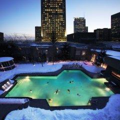 Отель Bonaventure Montreal Канада, Монреаль - отзывы, цены и фото номеров - забронировать отель Bonaventure Montreal онлайн бассейн фото 3