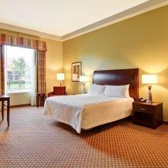 Отель Hilton Garden Inn Ottawa Airport Канада, Оттава - отзывы, цены и фото номеров - забронировать отель Hilton Garden Inn Ottawa Airport онлайн комната для гостей фото 5