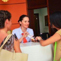 Отель Blue Horizon Apartments Черногория, Будва - отзывы, цены и фото номеров - забронировать отель Blue Horizon Apartments онлайн спа