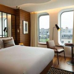 Отель Renaissance Paris Republique Франция, Париж - отзывы, цены и фото номеров - забронировать отель Renaissance Paris Republique онлайн комната для гостей фото 4