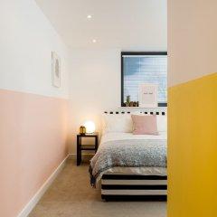 Отель Cuckooz Hoxton удобства в номере