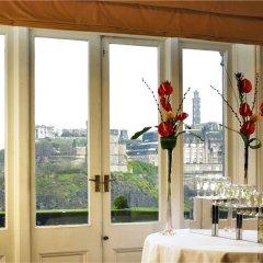 Отель Hilton Edinburgh Carlton спа