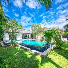 Отель Villas In Pattaya бассейн фото 2