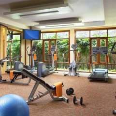 Отель Intercontinental Pattaya Resort Паттайя фитнесс-зал фото 4