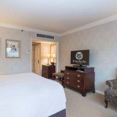 Отель The Sutton Place Hotel - Vancouver Канада, Ванкувер - отзывы, цены и фото номеров - забронировать отель The Sutton Place Hotel - Vancouver онлайн комната для гостей фото 3