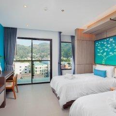 The Marina Phuket Hotel Патонг комната для гостей фото 5