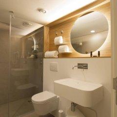 Отель My Story Hotel Rossio Португалия, Лиссабон - 2 отзыва об отеле, цены и фото номеров - забронировать отель My Story Hotel Rossio онлайн ванная