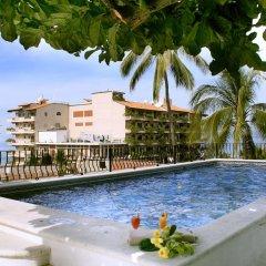 Отель Casa Doña Susana бассейн