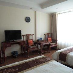 Отель Sapa Lake View Hotel Вьетнам, Шапа - отзывы, цены и фото номеров - забронировать отель Sapa Lake View Hotel онлайн удобства в номере фото 2