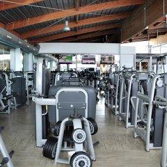 Hotel Sercotel Suite Palacio del Mar фитнесс-зал