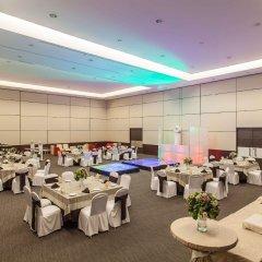 Отель Nh Collection Mexico City Airport T2 Мехико помещение для мероприятий фото 2