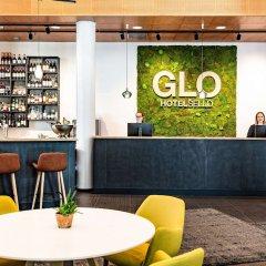 Отель GLO Hotel Espoo Sello Финляндия, Эспоо - 6 отзывов об отеле, цены и фото номеров - забронировать отель GLO Hotel Espoo Sello онлайн интерьер отеля фото 2