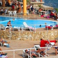 Отель Fortina Мальта, Слима - 1 отзыв об отеле, цены и фото номеров - забронировать отель Fortina онлайн пляж