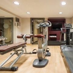 Hotel ILUNION Almirante фитнесс-зал фото 4