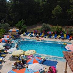 Tolay Hotel Турция, Олудениз - отзывы, цены и фото номеров - забронировать отель Tolay Hotel онлайн бассейн фото 3