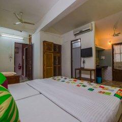 Отель OYO 12902 Home Vibrant Stay Candolim Гоа комната для гостей фото 2