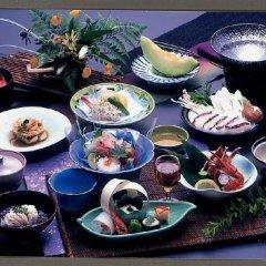 Tokushima Grand Hotel Kairakuen Минамиавадзи питание фото 2