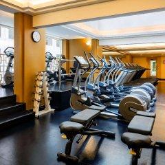 Fairmont Royal York Hotel фитнесс-зал фото 2