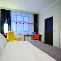 Гостиница Парк Инн от Рэдиссон Роза Хутор (Park Inn by Radisson Rosa Khutor) 4* Представительский люкс с различными типами кроватей