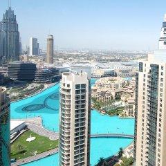 Отель Kennedy Towers - 29 Boulevard [Dubai] балкон
