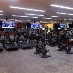 Отель Camino Real Pedregal Mexico фитнесс-зал фото 2