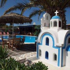 Отель Holiday Beach Resort Греция, Остров Санторини - отзывы, цены и фото номеров - забронировать отель Holiday Beach Resort онлайн бассейн