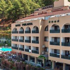 Pirlanta Hotel Турция, Фетхие - отзывы, цены и фото номеров - забронировать отель Pirlanta Hotel онлайн балкон
