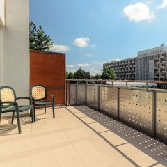 Hunguest Hotel Béke балкон