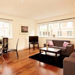 Отель City Marque Grosvenor Serviced Apartments Великобритания, Лондон - отзывы, цены и фото номеров - забронировать отель City Marque Grosvenor Serviced Apartments онлайн комната для гостей фото 2