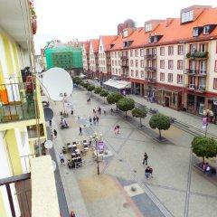 Отель City Central Hostel Swidnicka Польша, Вроцлав - отзывы, цены и фото номеров - забронировать отель City Central Hostel Swidnicka онлайн балкон