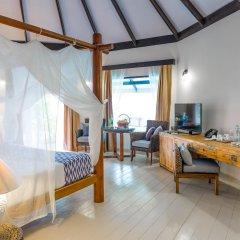 Отель Kihaad Maldives 5* Вилла с различными типами кроватей фото 45