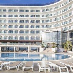 Отель Best Complejo Negresco Испания, Салоу - 8 отзывов об отеле, цены и фото номеров - забронировать отель Best Complejo Negresco онлайн бассейн