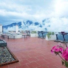 Phuong Nam Mountain View Hotel бассейн