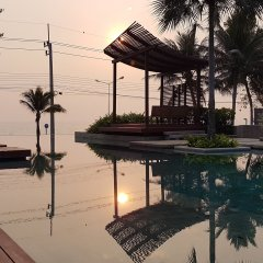 Отель Pranaluxe Pool Villa Holiday Home бассейн фото 3