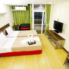 Отель AC Sport Village комната для гостей фото 4