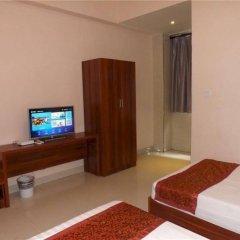 Апартаменты Xiamen Shi Apartment Сямынь комната для гостей фото 3