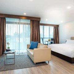 The Rizin Hotel & Residences комната для гостей