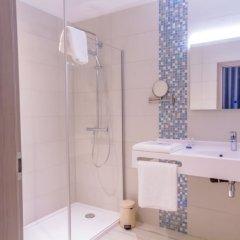 Отель Manava hôtel Бельгия, Эрсталь - отзывы, цены и фото номеров - забронировать отель Manava hôtel онлайн ванная