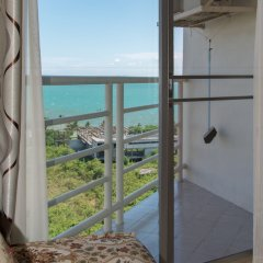 Отель Jomtien Beach Condominium Паттайя комната для гостей фото 4