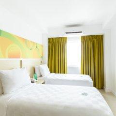 Отель Go Hotels Manila Airport Road комната для гостей фото 4